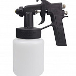 pistola de pintura ar direto modelo 90 caneca plastica arprex 10115000