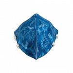 respirador 9810 pff1 sem válvula azul ca41513 3m