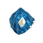 respirador 9822 pff2 com válvula azul