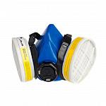 respirador meia peça facial reutilizável 9200 ca37706 libus