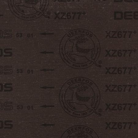 KIT COM 6 LIXA CORREIA PANO METAL/MADEIRA XZ677 DEERFOS
