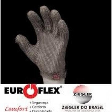 LUVA MALHA DE AÇO CA26967 EUROFLEX